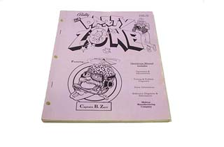 Party Zone Manual - Used