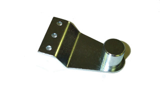 Bracket & Pole Assembly