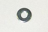 .125 X .280 X .026 #4m/s Flat Washer
