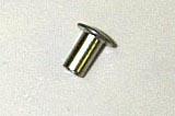 1/8 X 7/32 Semi Tubular Rivet Oval Head