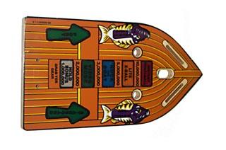 Boat Playfield Fishtales