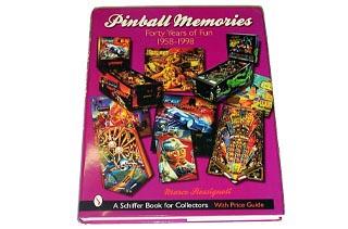 Pinball Memories Book