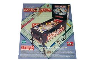Flyer- Monopoly
