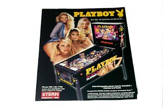 Flyer For Stern Playboy