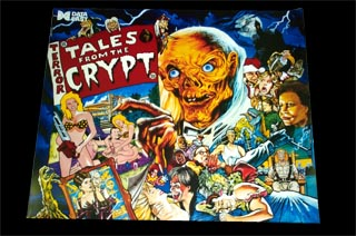 Tales of the Crypt NOS Translite