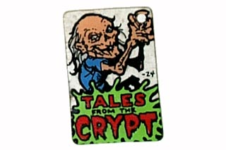 Tales of the Crypt- key fob
