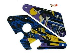 Batman Forever Slingshot Plastics-USED GC