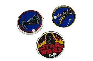 Star wars Key Fobs -Various designs