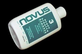 Novus 3- 8oz bottle