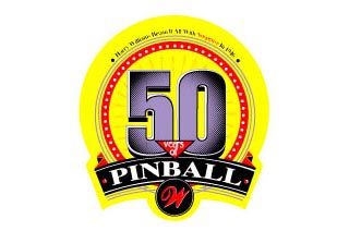 50TH Anniversary Decal