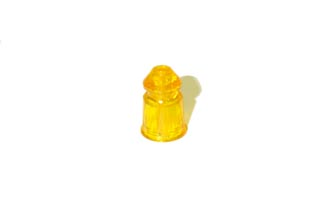 "1"" Yellow Plastic post"