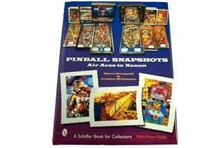 Pinball Snapshots- Book