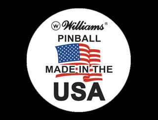 Williams- Made in the USA sticker