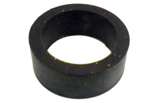 Black Flipper Rubber-small