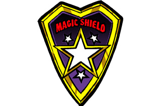 Magic Shield Decal- Medieval Madness