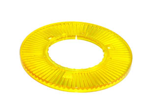 BUMPER COLLAR- YELLOW