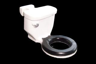 Toilet- Junk Yard