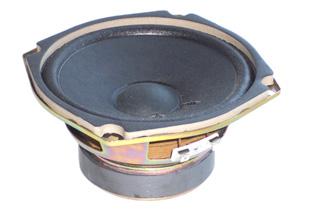 "Speaker 5 1/4"" 4 Ohm 25 Watt"