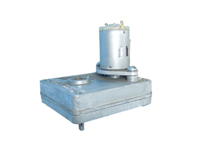 Who Dunnit- 3 Bank Target Motor & Gearbox