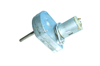 IJ Mini-Playfield Motor & Gearbox