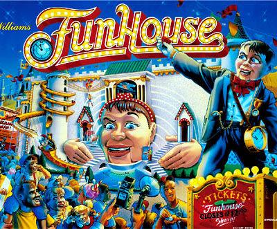 Funhouse Translite