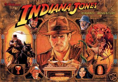 Indiana Jones Translite