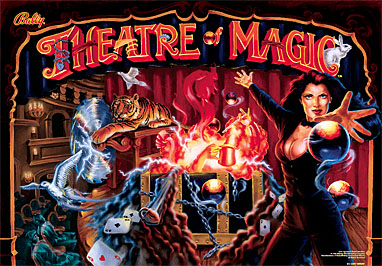 Theatre Of Magic Translite