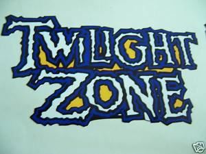 Twilight Zone Die Cut Repair Decal