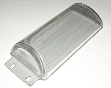 Coffin Cover Smoke Plastic Light Tint Version
