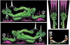Creature From The Black Lagoon - Nextgen Cabinet Art Set